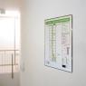signalétique intérieure murale up-info - NMU116-1