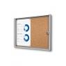 VITRINE SECURISE FOND LIEGE - NVA716LE-4