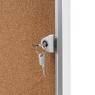 VITRINE SECURISE FOND LIEGE - NVA716LE2231-2