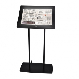 PORTE MENU TOP LED