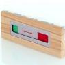 PLAQUE LIBRE/OCCUPEE 150 - NMU149BO-3