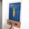 PLAQUE LIBRE/OCCUPEE 150 - NMU149BO-4
